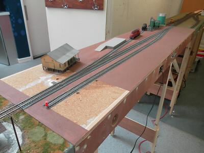 Tom Winlow's module under construction