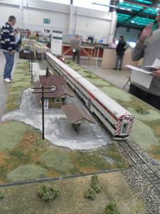 Metra service to Jonesville