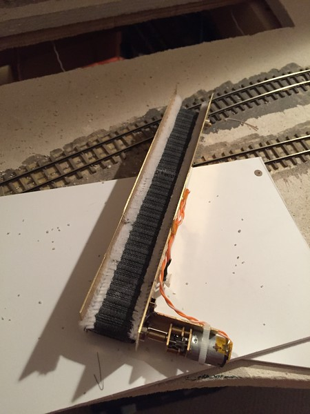 Final Conveyor Configuration