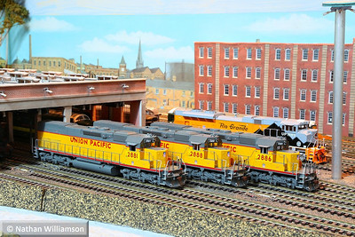 2014 Barton Model Railway
