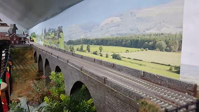 Video - Five Train Running
