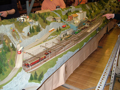 Furness Model Railway Show 2005