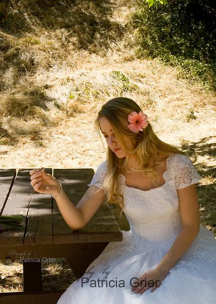 Miranda Hull, Trousseau, Redding, Wedding Gown