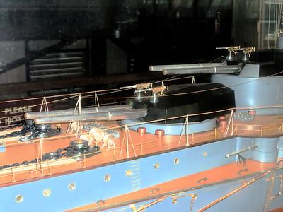 Builder's model of the Kongo