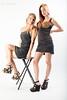 Models:  Perkins Megan, Kayla Evans