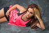 Model:  Kayla Evans