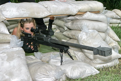Girls and Guns internet television show is tribute to American Forces serving around the world.