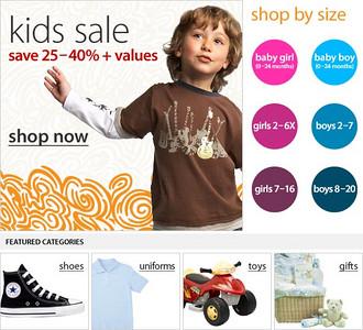 Macy's Kids Sale August 2007   http://www.macys.com