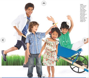 Macy's Kids Designer Collection, Spring 2008 http://www.macys.com