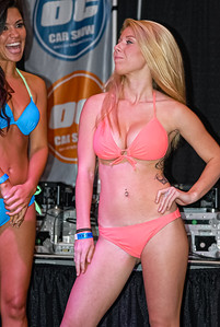 OC Car Show Bikini Contest 2014 - Ocean City, Maryland