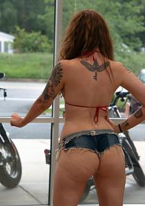 Old Glory Harley Davidson Stars & Stripes Bikini Contest 2021 - Laurel, Maryland