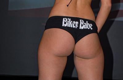International Bikini Team - Timonium Motorcycle Show 2015 - Timonium, Maryland
