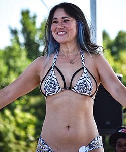 XDA Racing WPGC 95.5 FM Bike Fest Bikini Contest 2019 - Mechanicsville, Maryland