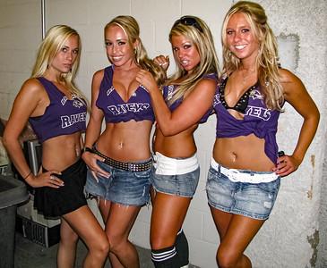 Baltimore Ravens Cheerleaders