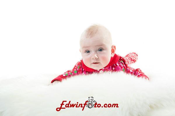 Abby, 4 maand oud