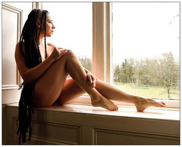 Window candid