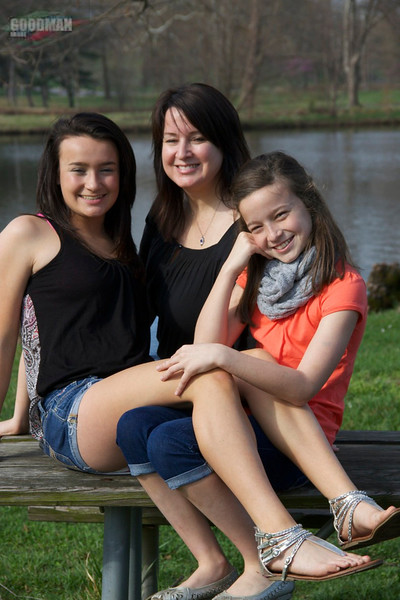 Balducci Family Photo Shoot 3-17-2012