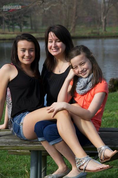 Balducci Family Photo Shoot 3-17-2012
