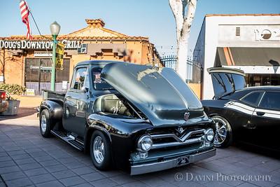 Garden Grove Car Show on Historic Main St