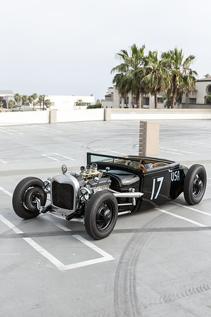"Jacob's 1929 Ford Roadster ""Spanky"""