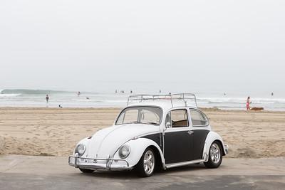 Russ De Bie's 1965 VW Beetle