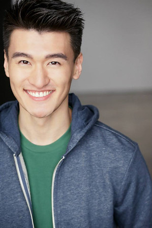 Commercial Smiling Headshot