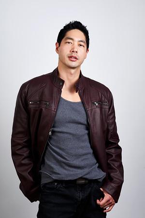 BRIAN S, 31 @bssbodyark 6'1   Shirt L   Pant: 32   Shoes 10   175 lbs Ethnicity: Native Korean