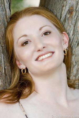 Alyssa - (c) 2008 Michael Landry Photography