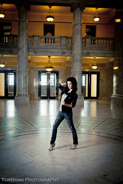 Model- Courtney