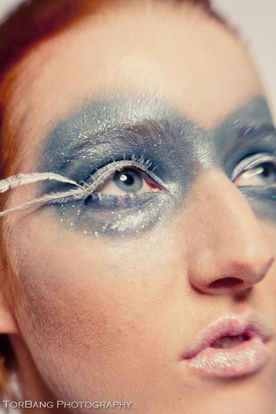 Ice Queen Model- Melissa Freeman MUA- Lauren Searle