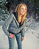 Rose's winter shoot in Aspen Grove.