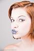 Lips Bedazaled Shoot MUA-Lauren Searle Model-Kira Lake