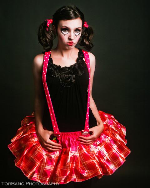 Rag Doll Shoot Model- Katherine Hampton MUA- Whittney Woodmansee Hair- Clif Simmons
