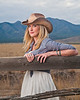 Connie the Cowgirl shoot in Eagle Mountain, UT © TorBang Photography