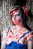 Hello Kitty Zombie, Model- Hannah Gale ©Torbang Photography