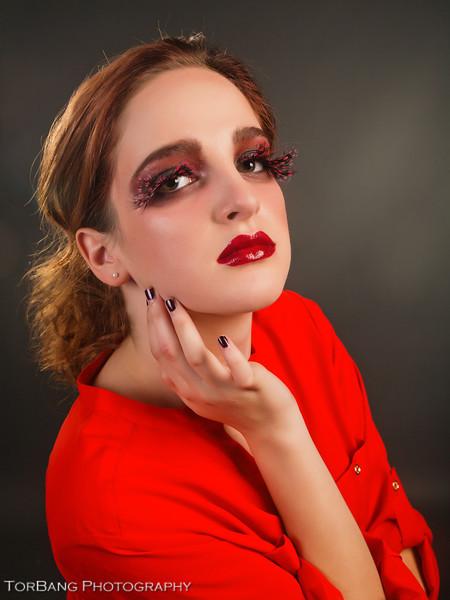 The Lady Bug Girl Model- Rachel Slawson MUA- Haley Davis