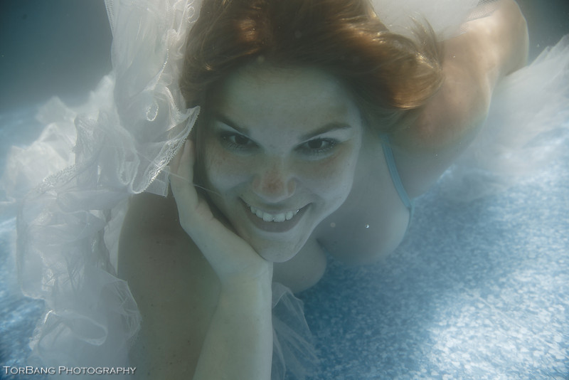 Underwater Advertures, Aug 2012 Model- Charlotte D