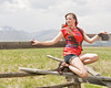 Alyssa's Western Style Shoot in Eagle Mountain.