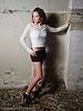 Model- Amy Thompson<br /> MUA- Lisa Nielson <br /> Photographer- Torsten Bangerter