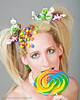 There Never Can Be Too Much Sugar Model- Connie Walker MUA- Sara Lafollette