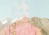 Multiple Exposures <br /> Model Hailey Spung<br /> MUA Erica Lopez<br /> Mamiya 645 1000s   Portra 400