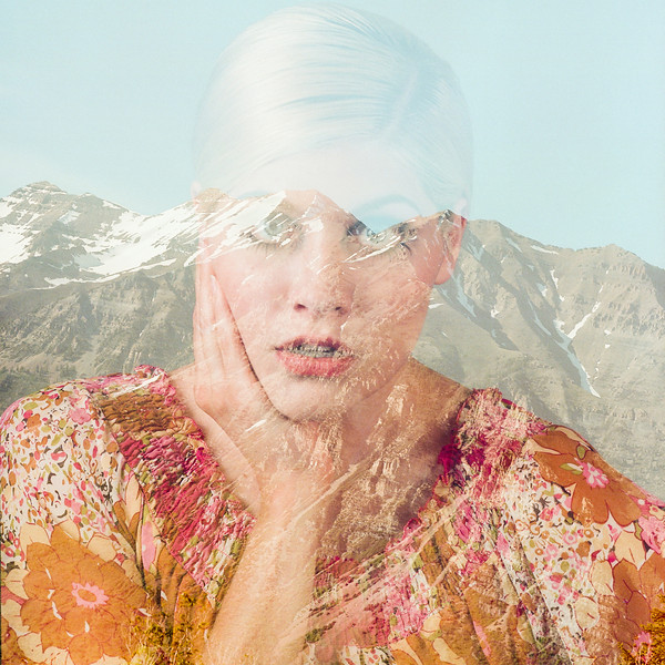 Multiple Exposures <br /> Model Hailey Spung<br /> MUA Erica Lopez<br /> Mamiya 645 1000s | Portra 400