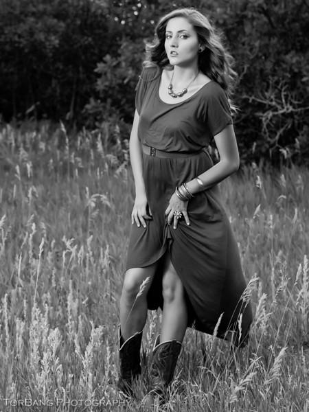 Hill's Millcreek Canyon Shoot <br /> Model/Stylist- Hillary Baker<br /> Photographer- Torsten Bangerter