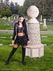 Dark Drama in SLC<br /> Model/Stylist- Kim Dunn<br /> Photographer- Torsten Bangerter