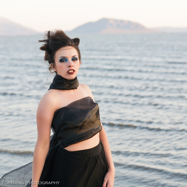 Moodyness at the Lake Model- Katherine Hampton MUA- Erica Lopez