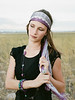 Boho Shoot in Eagle Mountain.<br /> Contax 645 Portra 400 IFL <br /> Model Makenzie Grow