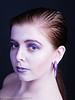 Purple Brush Shoot<br /> Model Serenity <br /> MUA Christine Mcallister <br /> Photographer Torsten Bangerter