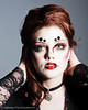 Da Spider Queen Model- Mercedes Hargrave MUA- Sara LaFollette