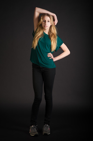 Model: Cecilie Rigmor Dahlfelt <br /> Photographer: Zafar Iqbal