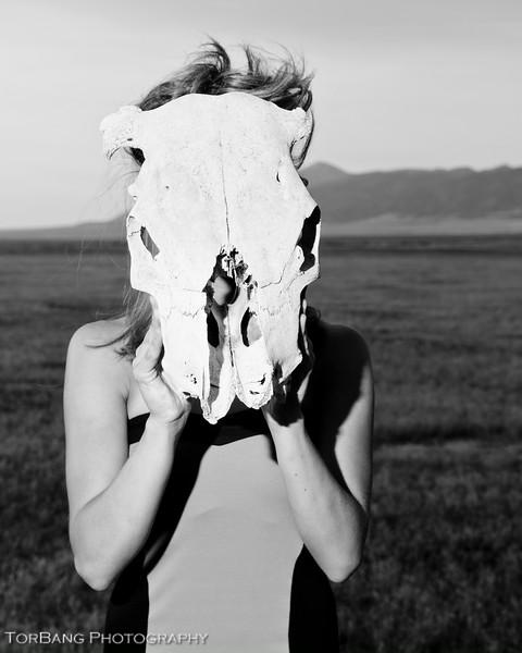 Skull Series<br /> Model- Sahara Skagen
